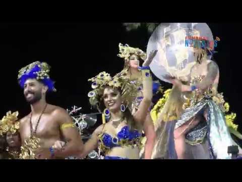 Desfile de Carnaval na Madeira 2019 - 4K