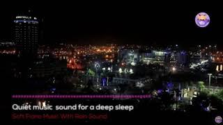 10 Hours of Relaxing Music & Soft Rain - Sleep Music, Fall Asleep, Soft Piano Music