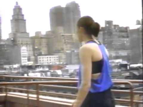 Rebecca Lobo Reebok Commercial 1997