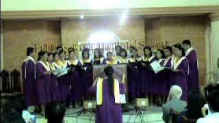 MAY 21 2011 Divine Service- special song by church choir