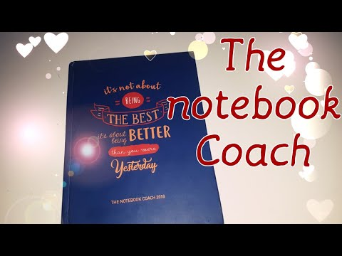 ريفيو عن تجربتي مع the notebook coach وهل فعلا  هتساعدني احقق اهدافي ولا لا
