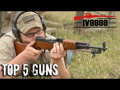 Top 5 Milsurps to Invest in Right Now
