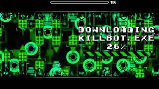 Killbot 95% (explaining absence)