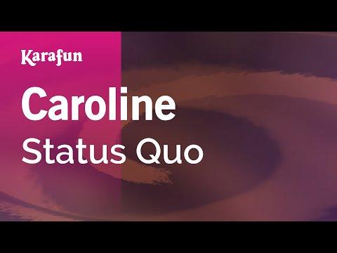 Karaoke Caroline - Status Quo *