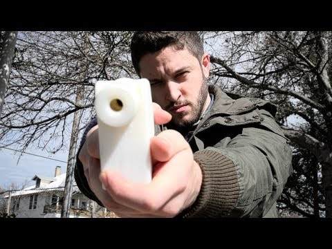 Cody Wilson: Happiness is a 3D Printed Gun