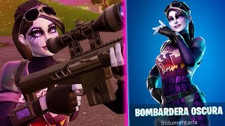 "NEW SKIN ""DARK BOMBER"" Fortnite Battle Royale ? Rubinho vlc"