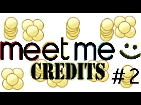 How to make MeetMe Credits (Mobile)