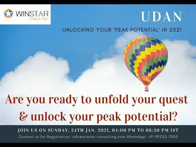 Udaan - Unlocking your 'Peak Potential'