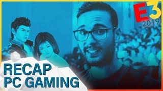E3 2019 | RECAP PC Gaming, Interview Microsoft PK mit Halo, Limited Run Games PK + Ubisoft Preview