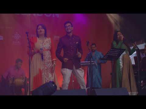 Diwali on Trafalgar Square - Priyesh Shah and Group