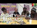 Capture de la vidéo Mighty Diamonds Interview At Reggae Jam Germany 2018