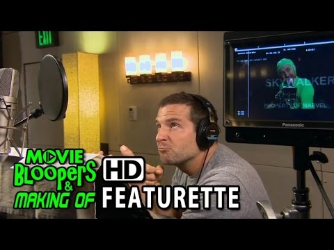 Download Guardians of the Galaxy (2014) Blu-ray Featurette - Bradley Cooper as Rocket Raccoon