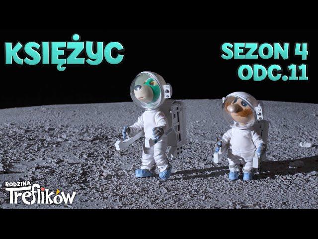 Bajki dla dzieci - RODZINA TREFLIKÓW - Sezon 4 - odc. 11 -