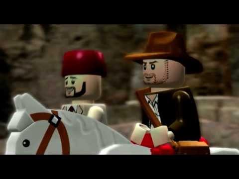 Lego Indiana Jones: The Original Adventures Intro