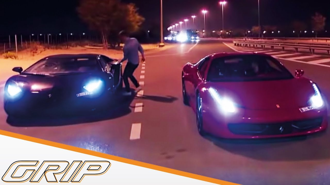 """Fast & Furious""-Spezial: Filmautos Abu Dhabi - GRIP - Folge 314 - RTL2"