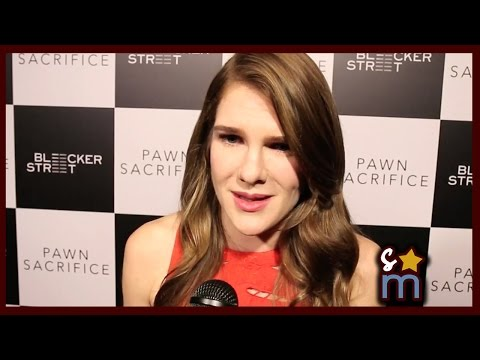 Lily Rabe Teases