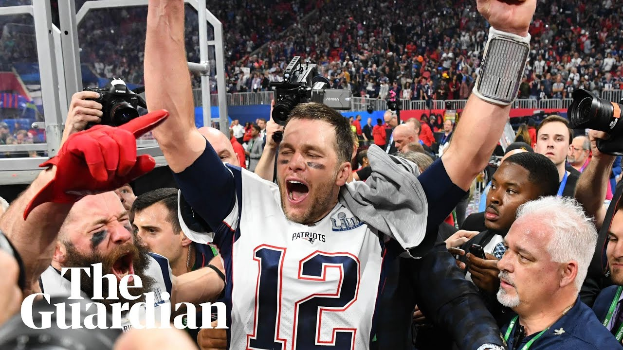 83853adf2 Super Bowl 2019: New England Patriots beat Los Angeles Rams 13-3 – as it  happened | Sport | The Guardian