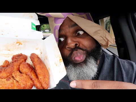 McDonald's Spicy BBQ Glazed Tenders | SMASH or PASS?