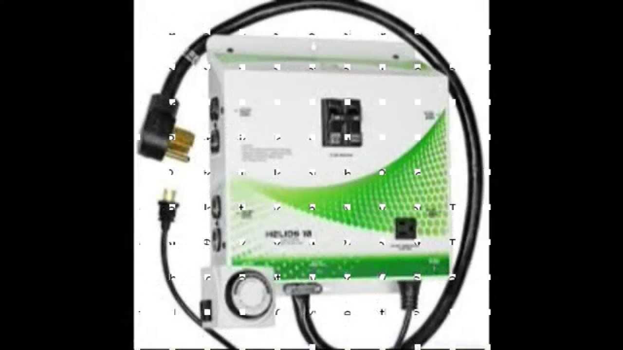 titan controls 702676 helios 7 8 light controller with timer 240 volt [ 1280 x 720 Pixel ]
