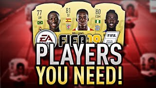 PLAYERS YOU NEED TO TRY IN FIFA 19!!!