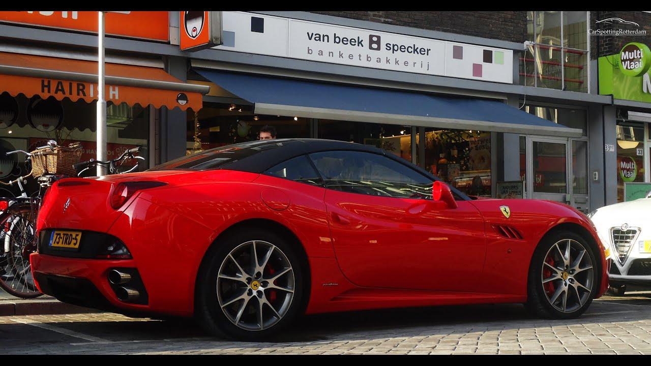 Ferrari California Start-Up & Hard Acceleration!! 1080p HD ...