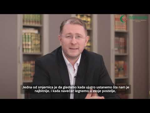 Poziv vjernicima (18) - Zabrana robovanja kipovima - doc. dr. hafiz Kenan Musić