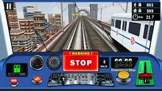 Underground Metro Train game - metro train game - metro game - train games - games - kids games