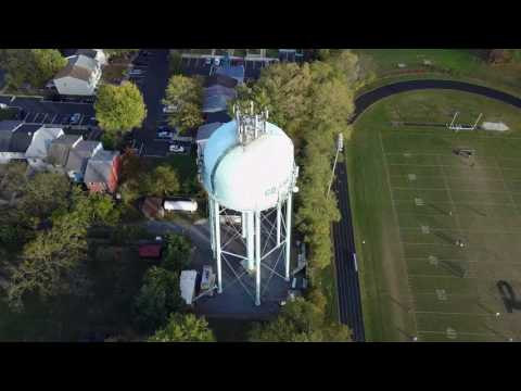 Fall in Poolesville, Maryland - Dji Mavic PRO 4K (no color grading)