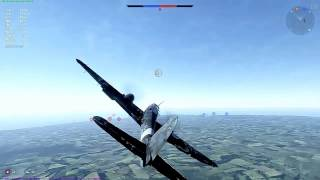 War Thunder  Me 410A 1 U4   CAMELl,   Обзор   Review