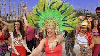 Daria & The Hip Drops - Sun Goddess [OFFICIAL VIDEO]