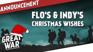 Flo's and Indy's Christmas Wishes