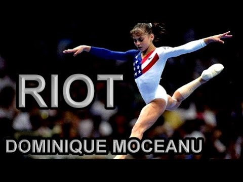 Dominique Moceanu || Riot