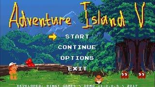Adventure Island 5 Demo