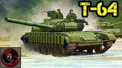 T-64 Main Battle Tank | TECHNICALLY SUPERIOR TANK