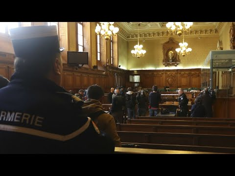 France: Terrorists sentenced for 2012 Jewish grocery shop attack