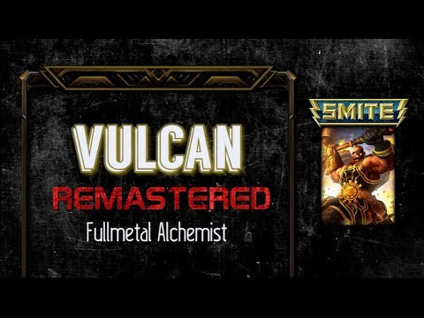 видео: Критическая статья №40: vulcan remastered [smite/Смайт] [Гайд]