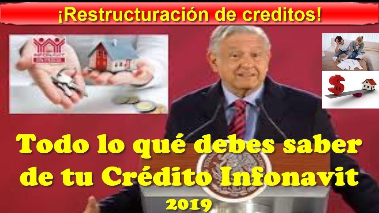 Todo Lo Qué Debes Saber De Tu Crédito Infonavit 2019