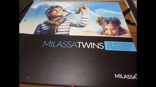 Обои в детскую комнату Twins от Milassa. Обзор коллекции.