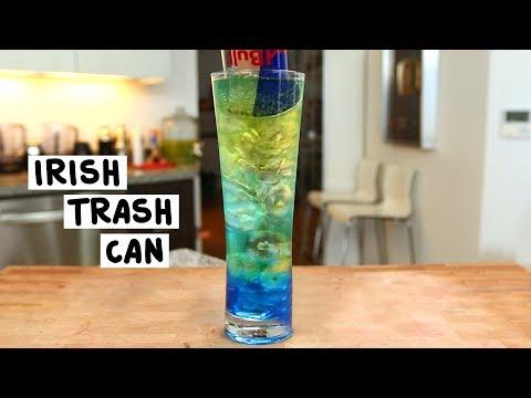 Irish Trash Can