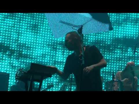 Radiohead - Identikit - O2 Arena London - 08.10.12