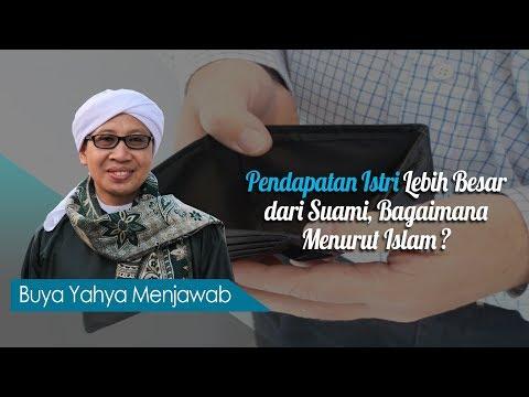 Pendapatan Istri Lebih Besar Dari Suami, Bagaimana Menurut Islam? - Buya Yahya Menjawab