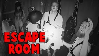 Wilson's Heart Escape the Room w/ Mini Ladd, Cartoonz, OMGitsfirefoxx, & MissesMae