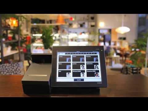 Casio V-R100 EPOS Terminal from Discount Cash Registers