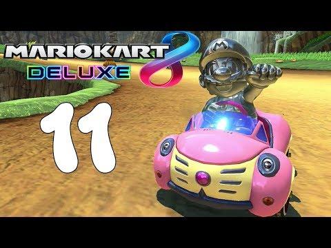 Mario Kart 8 Deluxe! Capitulo 11!