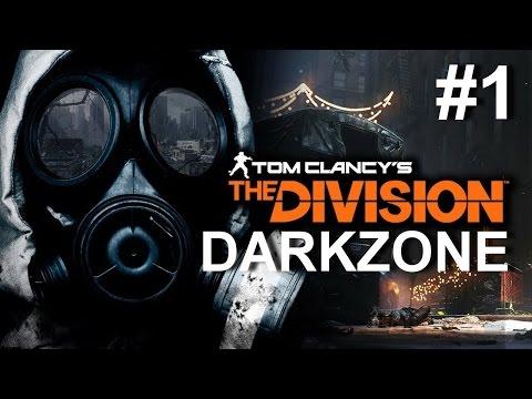 THE DIVISION DARKZONE STORY///คนไทยหรอครับ ? EP.1