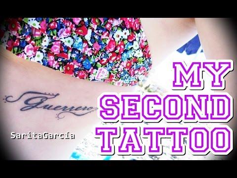 Make a tattoo- Sarita Garcia -[Guerrero]