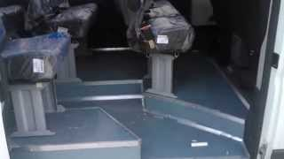 видео обшивка микроавтобусов у нас