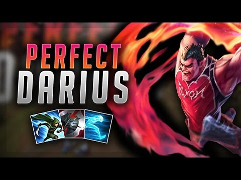 IS DARIUS THE MOST BROKEN TOP LANER RIGHT NOW?! PERFECT DARIUS TOP - League of Legends Gameplay