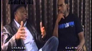 Topics Include: Charles Collins Studio Sessions playing drums, On t...