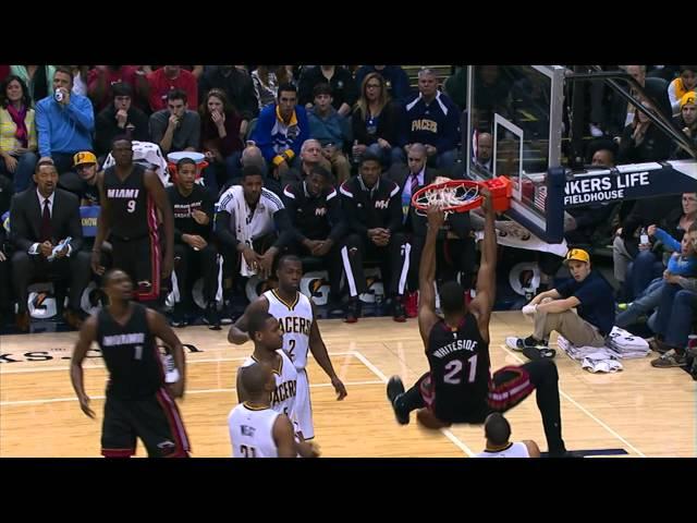 Top 10 NBA Plays: December 31st
